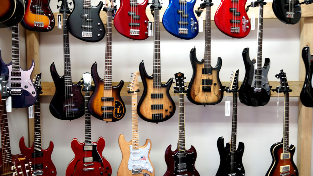 electric-guitars