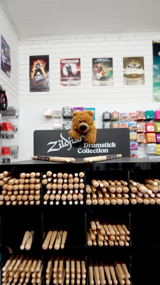 zildian-drum-stick-display